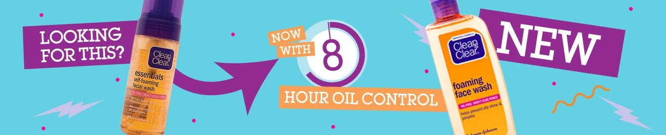 Now with 8 hour oil control