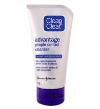 CLEAN & CLEAR® Advantage Pimple Control Cleanser 150g