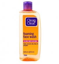 CLEAN & CLEAR® Essentials Foaming Face Wash 150mL