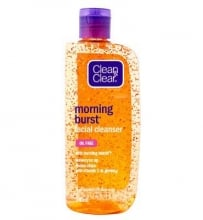 CLEAN & CLEAR® Morning Burst Facial Cleanser 240mL