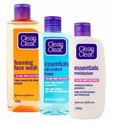 CLEAN & CLEAR® Oil Control Value Pack